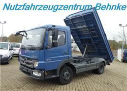 Mercedes-Benz 816 K Atego Meiller Kipper/ 2x AHK/Euro5/1.Hand, Kipper, LKW/Transport