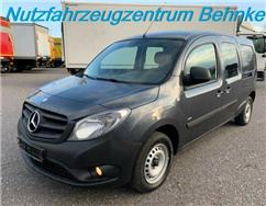 Mercedes-Benz Citan Mixto 111 CDI extralang/ 5Sitze/ EU6, Lieferwagen, LKW/Transport