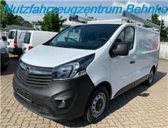Opel Vivaro B KA L1H1/ Klima/Servicewagen/Dachträger, Lieferwagen, LKW/Transport