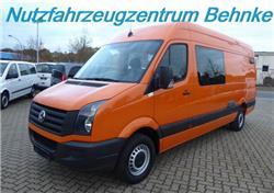 Volkswagen Crafter 2.0 TDI L3H2 Mixto KA Klima AHK 3.5t, Panel vans, Transportation