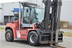 Kalmar DCE120-6, Diesel forklifts, Material Handling