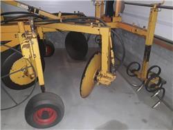 Panter asperge/spargel ploeg, Cultivatoren, Landbouw