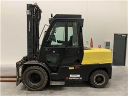 Yale GDP55VX, Diesel counterbalance Forklifts, Material Handling