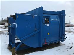 Europress Combio 10, Waste sorting equipment, Construction