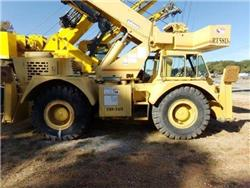 Grove RT58D, Rough Terrain Cranes, Construction Equipment