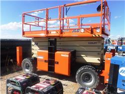 JLG 530LRT, Scissor Lifts, Construction Equipment