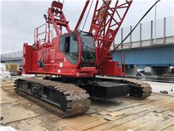 Manitowoc 11000-1, Crawler Cranes, Construction Equipment