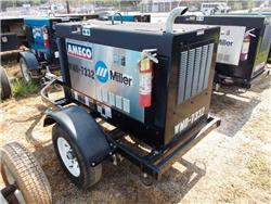 Miller BIG BLUE 350 PIPEPRO SF, Diesel Generators, Construction Equipment