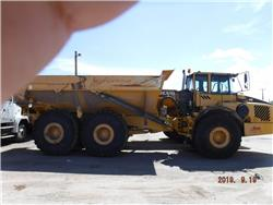 Volvo A40E, Articulated Dump Trucks (ADTs), Construction Equipment