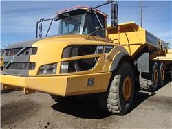 Volvo A45G, Articulated Dump Trucks (ADTs), Construction Equipment