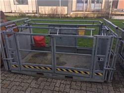 ES Stålindustri ApS MTG4000LS, Other lifts and platforms, Construction Equipment