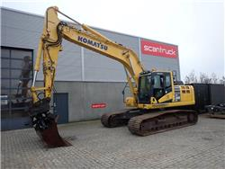 Komatsu PC240LC-10, Crawler Excavators, Construction Equipment