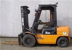 Hangcha CPCD35N-RW27, Diesel gaffeltrucks, Trucks