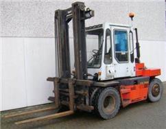 Kalmar DB 6-600, Diesel gaffeltrucks, Trucks