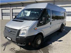 Ford TRANSIT, Muut bussit, Käytetyt Bussit