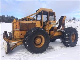 Skidders - Forestry equipment - Stosik Forestry