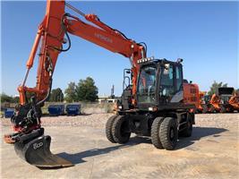 Hitachi ZX 135 US 5-B - Crawler Excavators - Construction