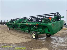 John Deere 640FD Hydra Flex 40ft, Combine headers, Agriculture