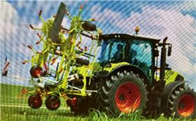 CLAAS VOLTO 900, Rakes and tedders, Agriculture