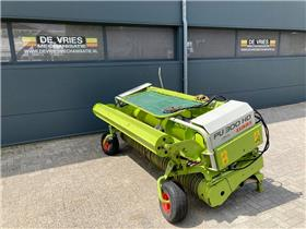 CLAAS PU 300 HD, Forage harvester headers, Agriculture