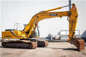 Kato HD 1023 III-LC, Crawler Excavators, Construction