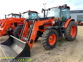 Kubota M 126 GX DT C C, Tractors, Agriculture