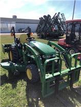John Deere 2720, Compact tractors, Turfcare