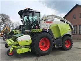 CLAAS Jaguar 950 (497), Forage harvesters, Agriculture