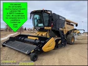 CLAAS 760TT RWA, Combines, Agriculture