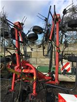 Vicon Fanex 903, Rakes and tedders, Agriculture