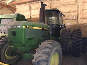 John Deere 4755, Tractors, Agriculture