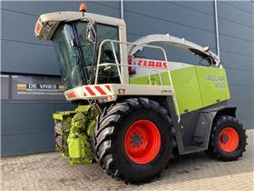 CLAAS Jaguar 850 Allrad, Forage harvesters, Agriculture