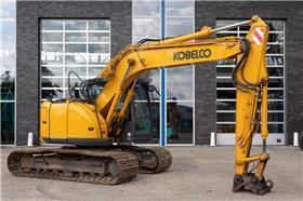 Kobelco SK 140 SR LC-3, Crawler Excavators, Construction