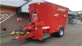 Trioliet SOLOMIX 2-2000 VLL-B, Mixer feeders, Agriculture