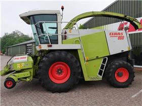 CLAAS Jaguar 860 Allrad, Forage harvesters, Agriculture