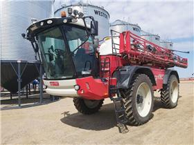 Agrifac Endurance I, Self-propelled sprayers, Agriculture