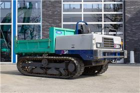 IHI IC 30-2, Tracked Dumpers, Construction