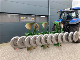 Amazone Cayros XMS 950 V, Plows, Agriculture