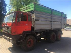 Ginaf 6x6, Other Trailers, Agriculture