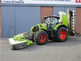 CLAAS Disco 9200 C Contour & 3200 FC Profil, Mowers, Agriculture