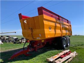 Veenhuis Mega 23000XXL, Grain / Silage Trailers, Agriculture