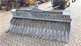 Tobroco 3 meter bemester, Manure spreaders, Agriculture
