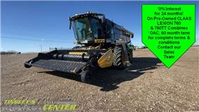 CLAAS Lexion 760, Combines, Agriculture