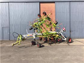 CLAAS Volto 1300T, Rakes and tedders, Agriculture