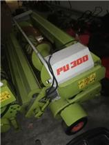 CLAAS PU 300, Forage harvester headers, Agriculture