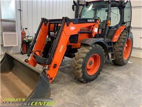 Kubota M126GX, Tractors, Agriculture