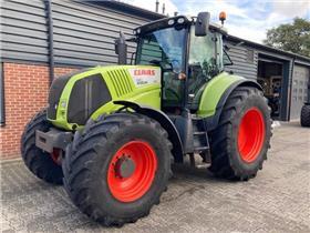 CLAAS Axion 810 Cebis, Tractors, Agriculture