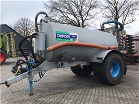 Duport VTW11000 tank, Slurry Tankers, Agriculture