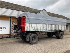 Floor Graan trailer 20 ton, Grain / Silage Trailers, Agriculture