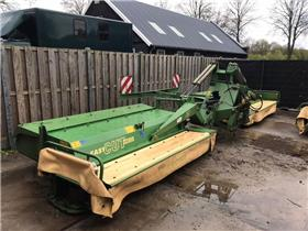 Krone Easy Cut 9140 CV, Mowers, Agriculture